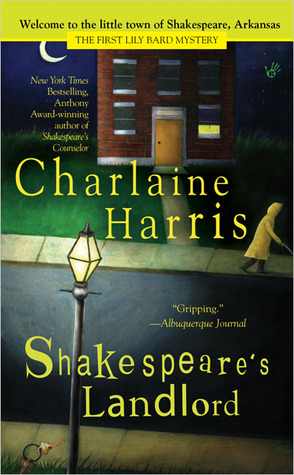 Shakespeare's Landlord (A Lily Bard Mystery, #1)