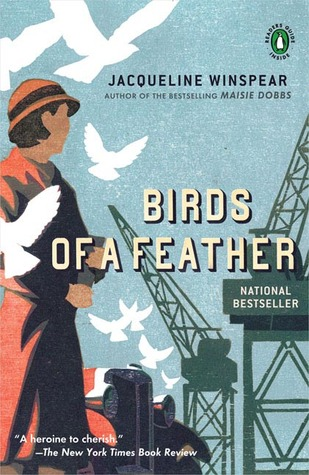 Birds of  Feather (Maisie Dobbs 2) - Jacqueline Winspear