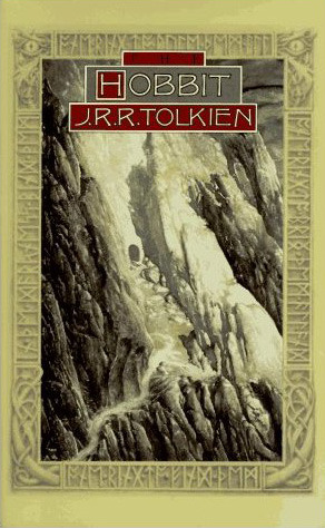 Svetlana 39 s reads and views book review of 0 the hobbit by j r r tolkien - Hobbit book ends ...