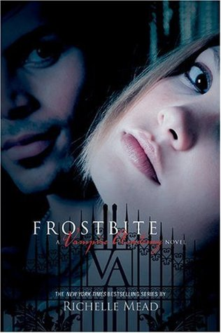 Book Review: Frostbite (Vampire Academy, Book 2), By Richelle Mead Cover Art