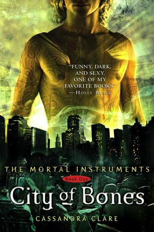 City of Glass Mortal Instruments