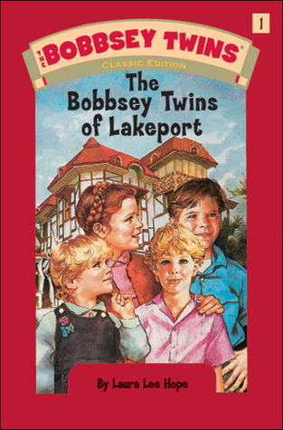 bobbsey twins book 1-5