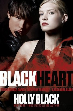 Black Heart (The Curse Workers, #3) Holly Black
