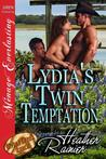 Lydia's Twin Temptation (Divine Creek Ranch, #8)