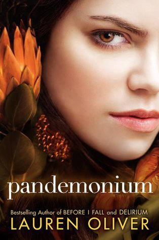 Early Review: Pandemonium by Lauren Oliver