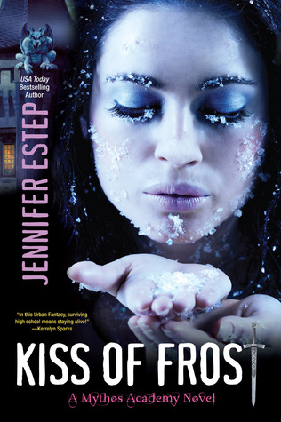 Early Review: Kiss of Frost by Jennifer Estep
