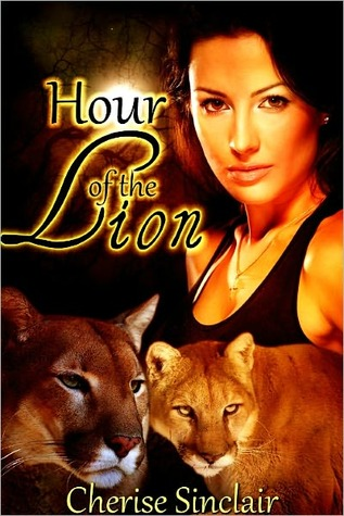 Hour of the Lion Book Cover