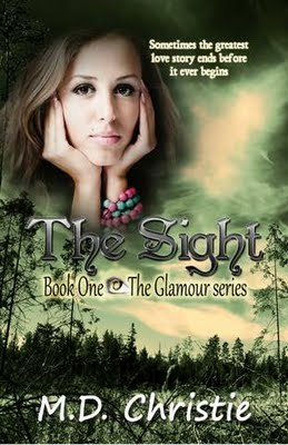 The Sight: Book One of The Glamour Series (Glamour Series, #1)