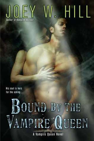 Bound by the Vampire Queen cover