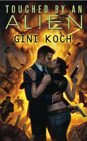 Review: Touched by an Alien by Gini Koch