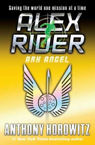 Ark Angel book