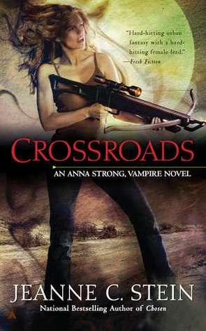 Crossroads (Anna Strong, #7)