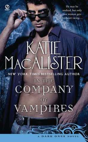 In the Company of Vampires (Dark Ones #8, Ben and Fran #3)