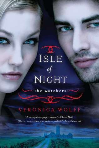 Early Review: Isle of Night by Veronica Wolff