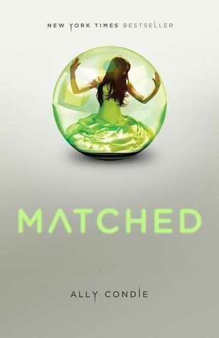 cover of Matched by Ally Condie