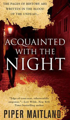 Review: Acquainted with the Night by Piper Maitland
