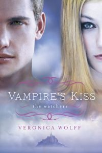 Vampire's Kiss (The Watchers, #2)