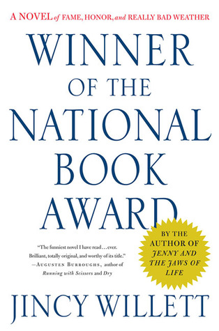 Winner of the National Book Award by Jincy Willett - Reviews ...