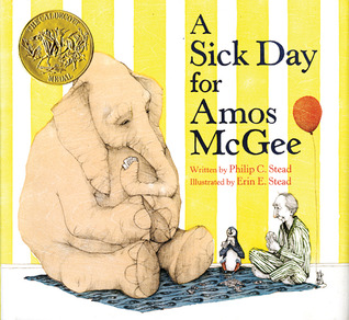 Bestseller 2011:A Sick Day for Amos Mcgee
