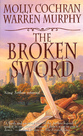 The Broken Sword (Forever King, #2)