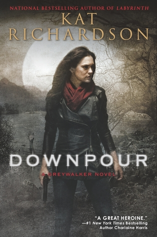 Review: Downpour by Kat Richardson