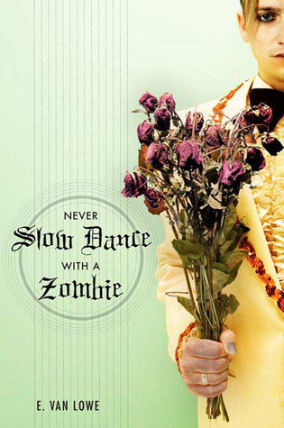 6420556 Cover Reveal: The Zombie Always Knocks Twice by E. Van Lowe