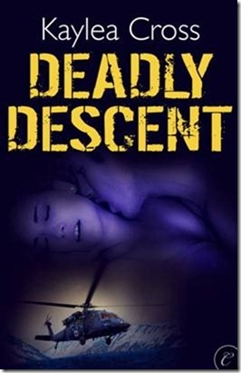 Post thumbnail of Advent Calendar Day 15: Deadly Descent by Kaylea Cross + Giveaway