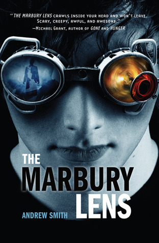 7995207 Andrew Smith Saturdays: Win The Marbury Lens for Septembers Discussion!