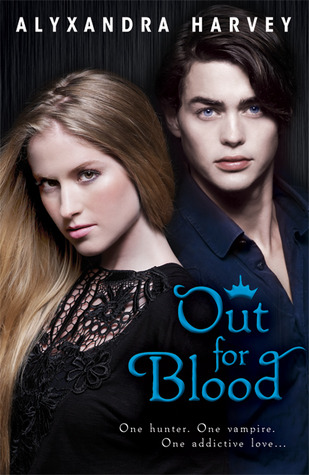 Out for Blood  (The Drake Chronicles, #3)