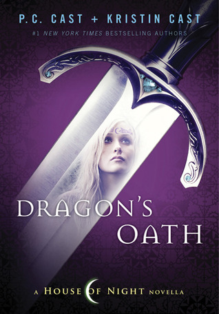 Review: Dragon's Oath by P.C. Cast & Kristin Cast