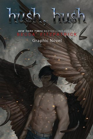 Hush, Hush, Graphic Novel
