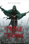 Prince of Thorns (The Broken Kingdoms, #1)
