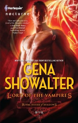 Lord of the Vampires (Royal House of Shadows Series)