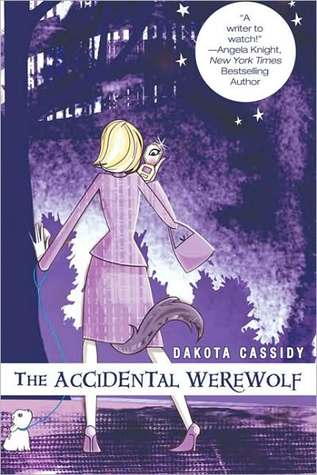 The Accidental Werewolf (Accidentally Friends, #1)