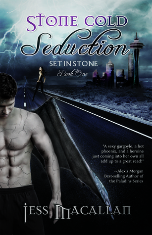 Stone Cold Seduction Book Cover