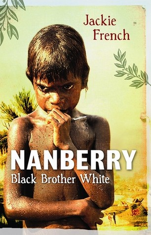 Nanberry, black brother white