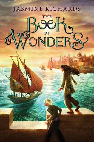 Book We Covet: The Book of Wonders by Jasmine Richards