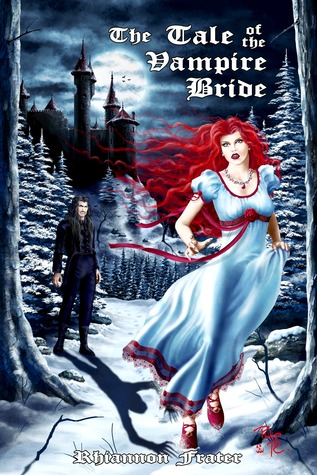 7305065 Cover ReVamp: Vampire Bride series by Rhiannon Frater