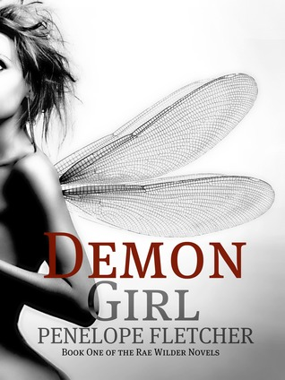 Demon Girl (Rae Wilder, #1)