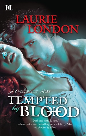 Tempted by Blood cover
