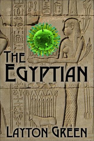 Post Thumbnail of Advent Calendar Day 14: The Egyptian by Layton Green + Giveaway
