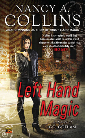 Left Hand Magic (Golgotham #2)
