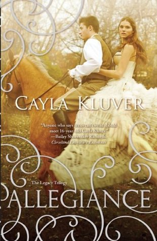 Allegiance (Legacy, #2)