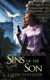 Sins of the Son (The Grigori Legacy, #2)