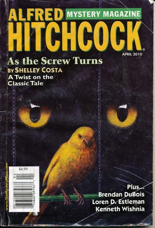 Alfred Hitchcock Mystery Magazine, April 2010 (Vol. 55, No. 4)