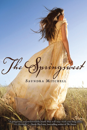 The Springsweet (The Vespertine #2) by Saundra Mitchell - out 17th April 2012