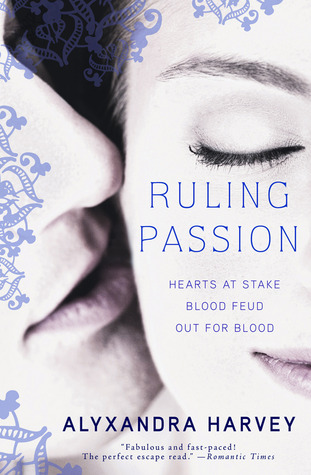 Ruling Passion Bind Up