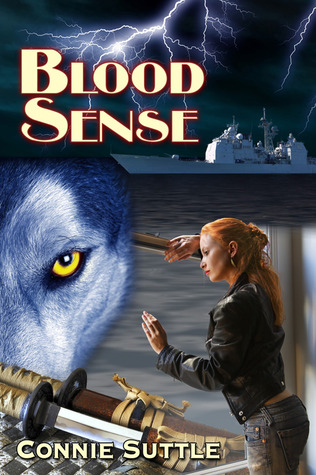 Blood Sense by Connie Suttle