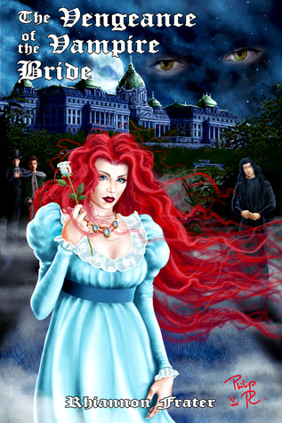 11554317 Cover ReVamp: Vampire Bride series by Rhiannon Frater