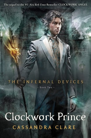 Clockwork Prince: Deleted Scene (The Infernal Devices Shorts, #2.1)